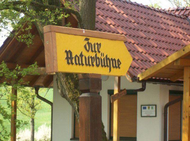 Bild Naturtheater Friedrich Schiller Bauerbach