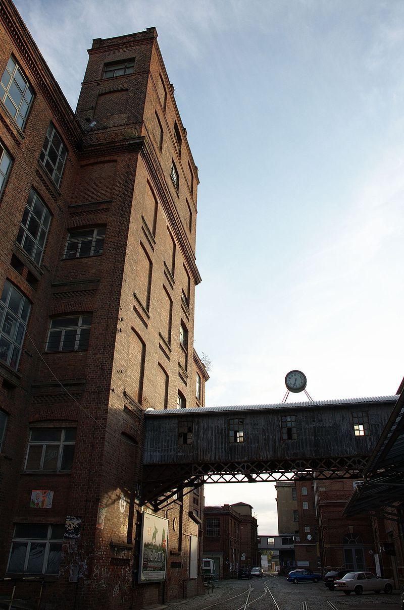 Bild Rundgänge/Führungen in der Leipziger Baumwollspinnerei