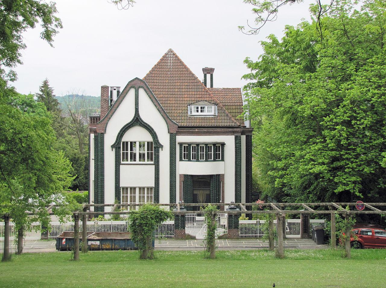 Bild Haus Behrens Darmstadt
