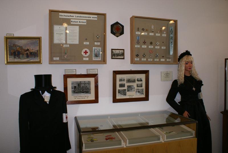 Bild Sächsischen Rot Kreuz Museum Beierfeld