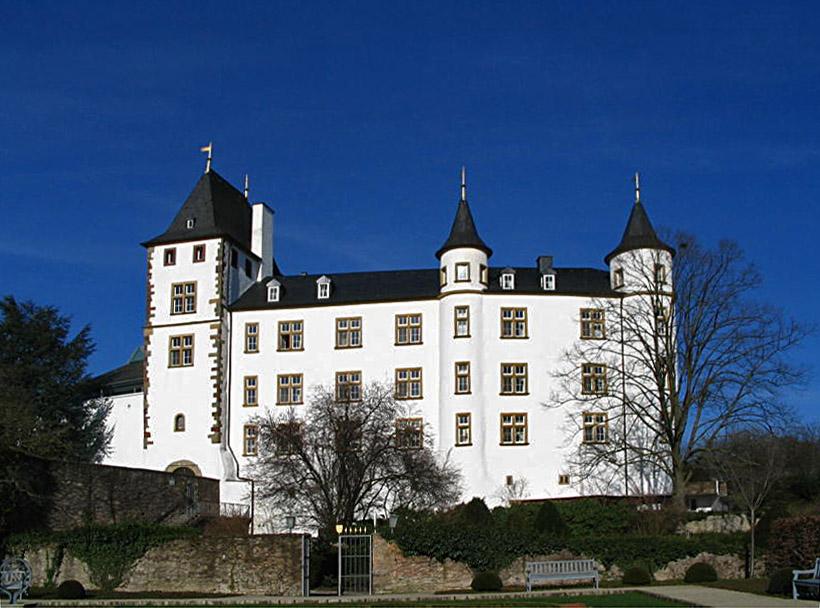 Bild Schloss Berg Perl