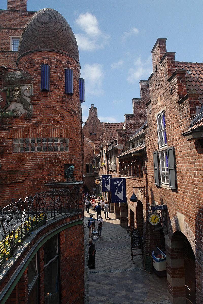Bild Böttcherstraße Bremen