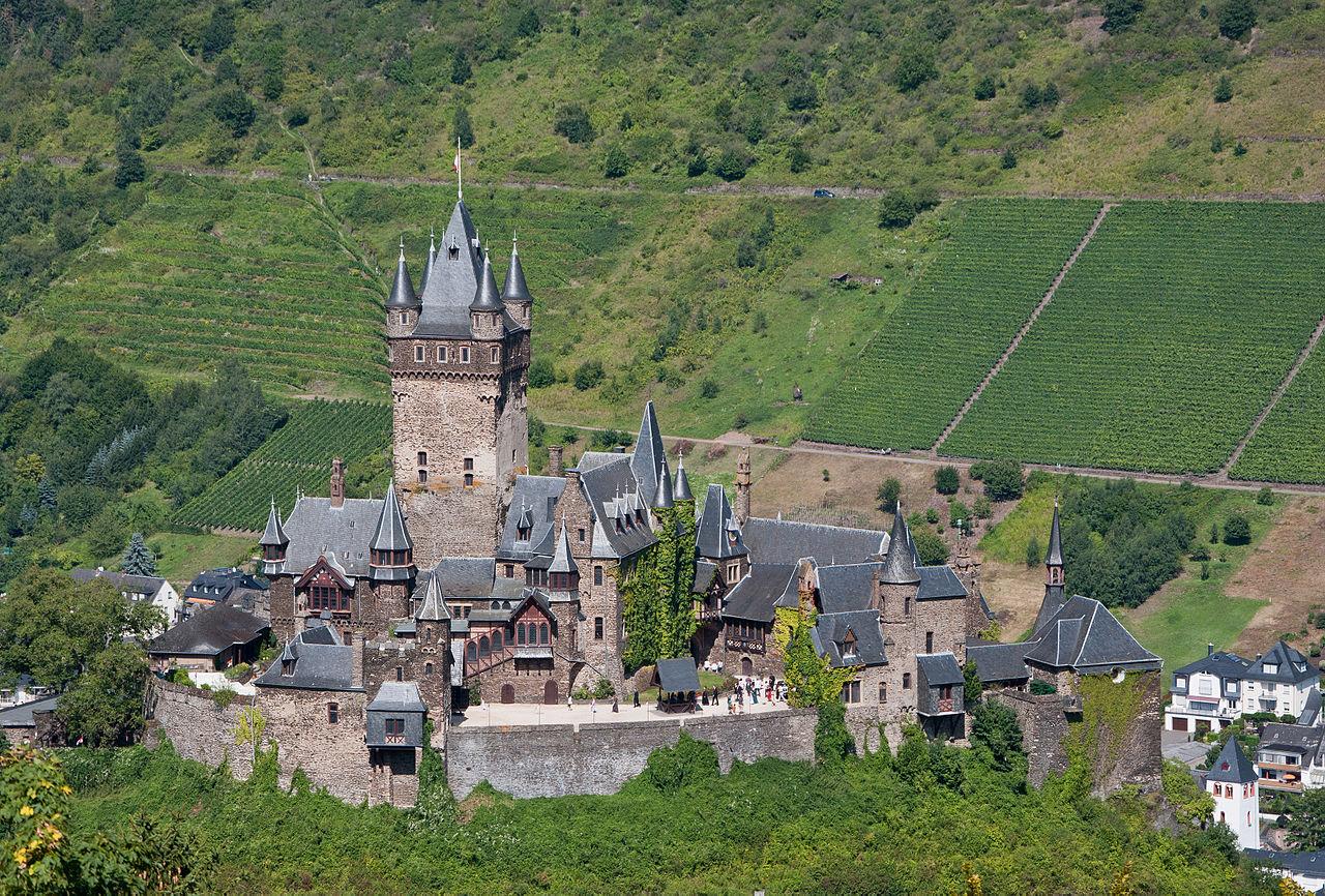 Bild Reichsburg Cochem