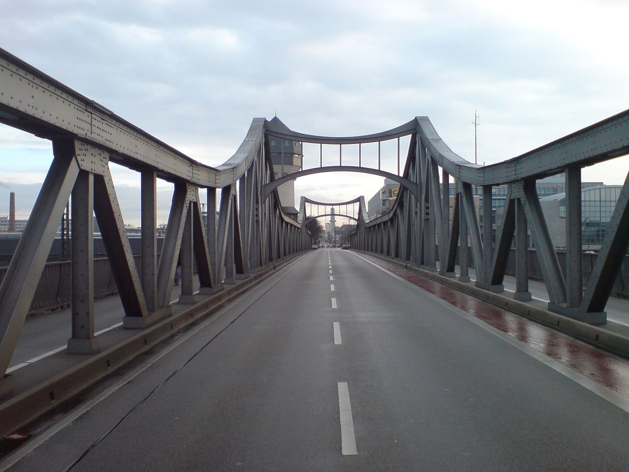 Bild Dornheimer Brücke Darmstadt