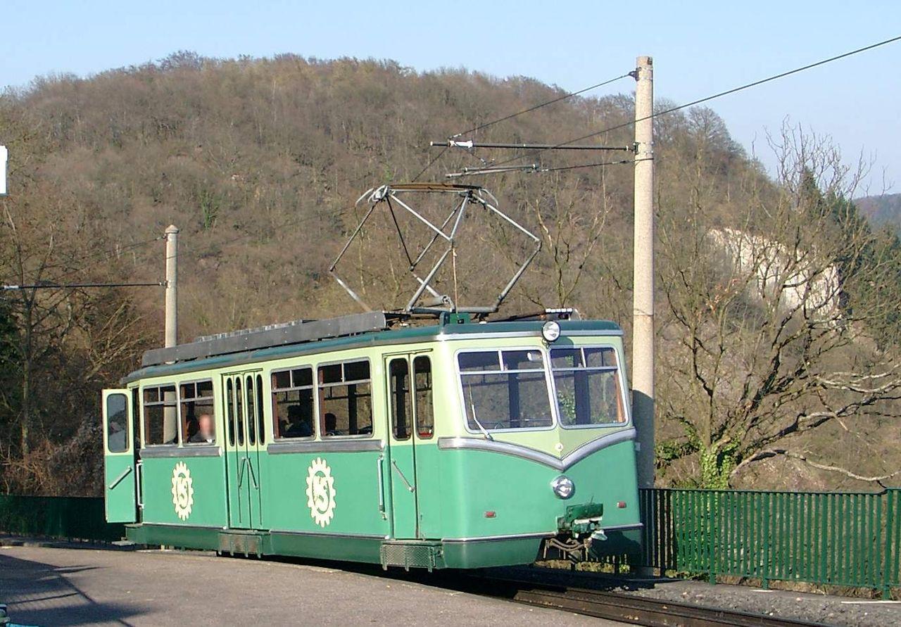 Bild Drachenfelsbahn Königswinter