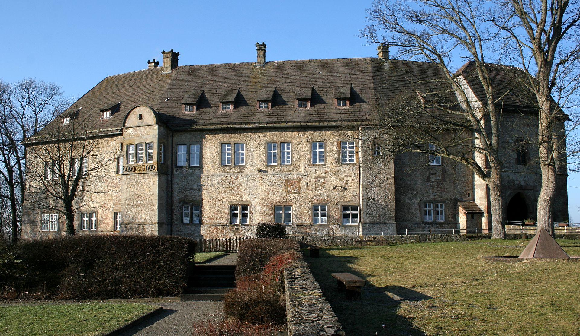 Bild Burg Dringenberg Bad Driburg