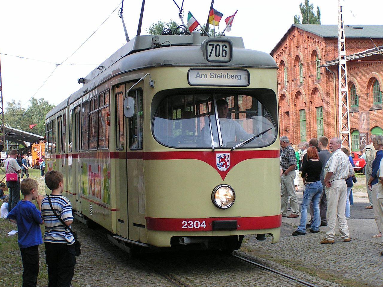 Bild Hannoversches Straßenbahn Museum