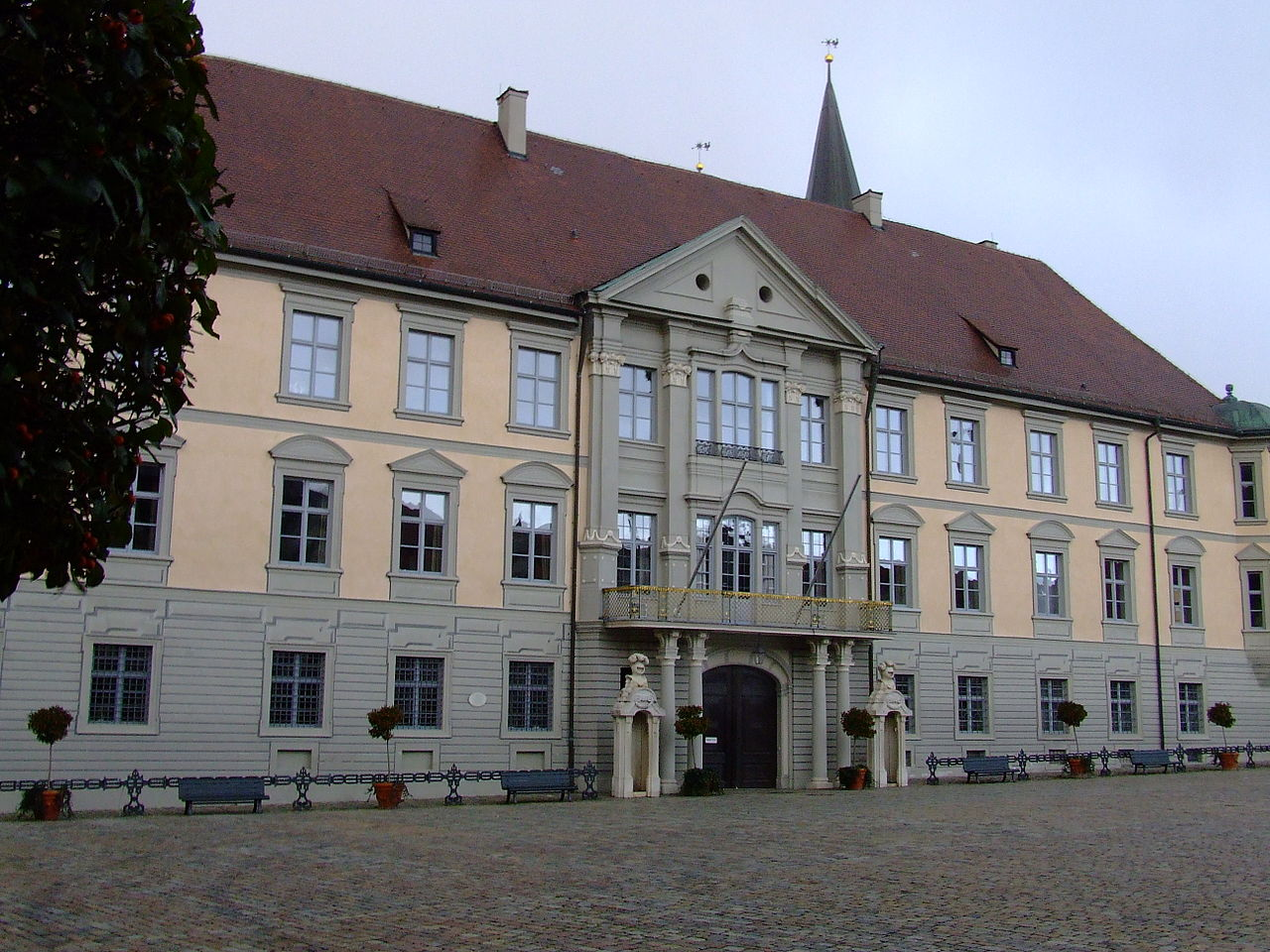 Bild Residenz Eichstätt