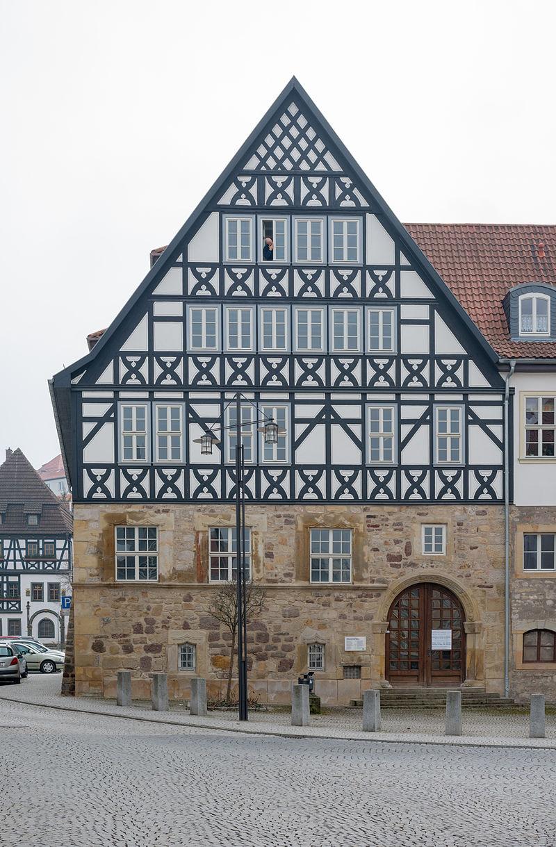 Bild Creutznacher Haus Eisenach