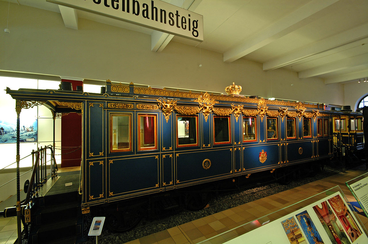 Bild DB Museum Nürnberg