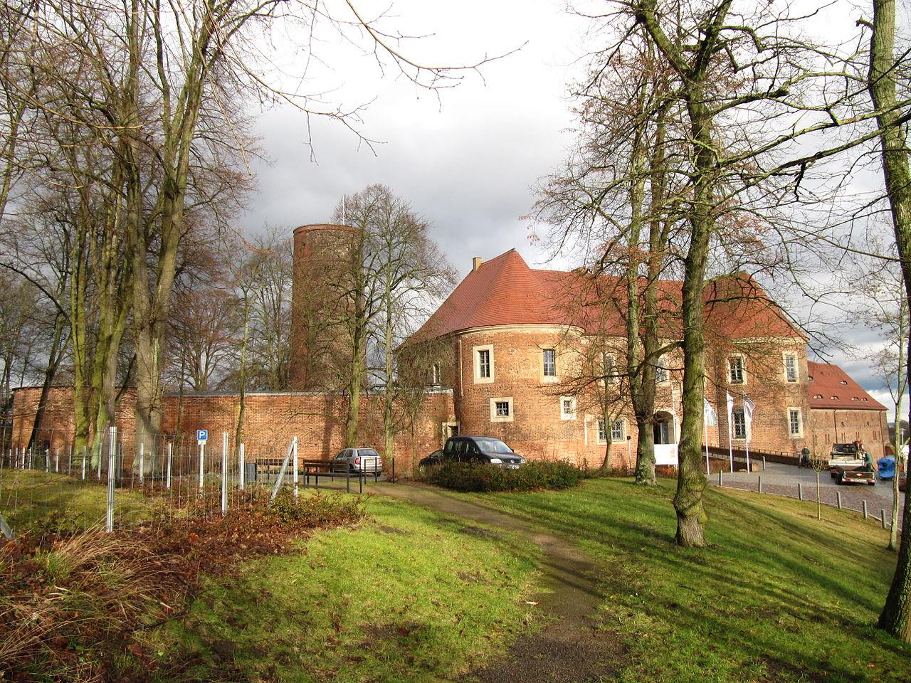 Bild Burg Eisenhardt Belzig