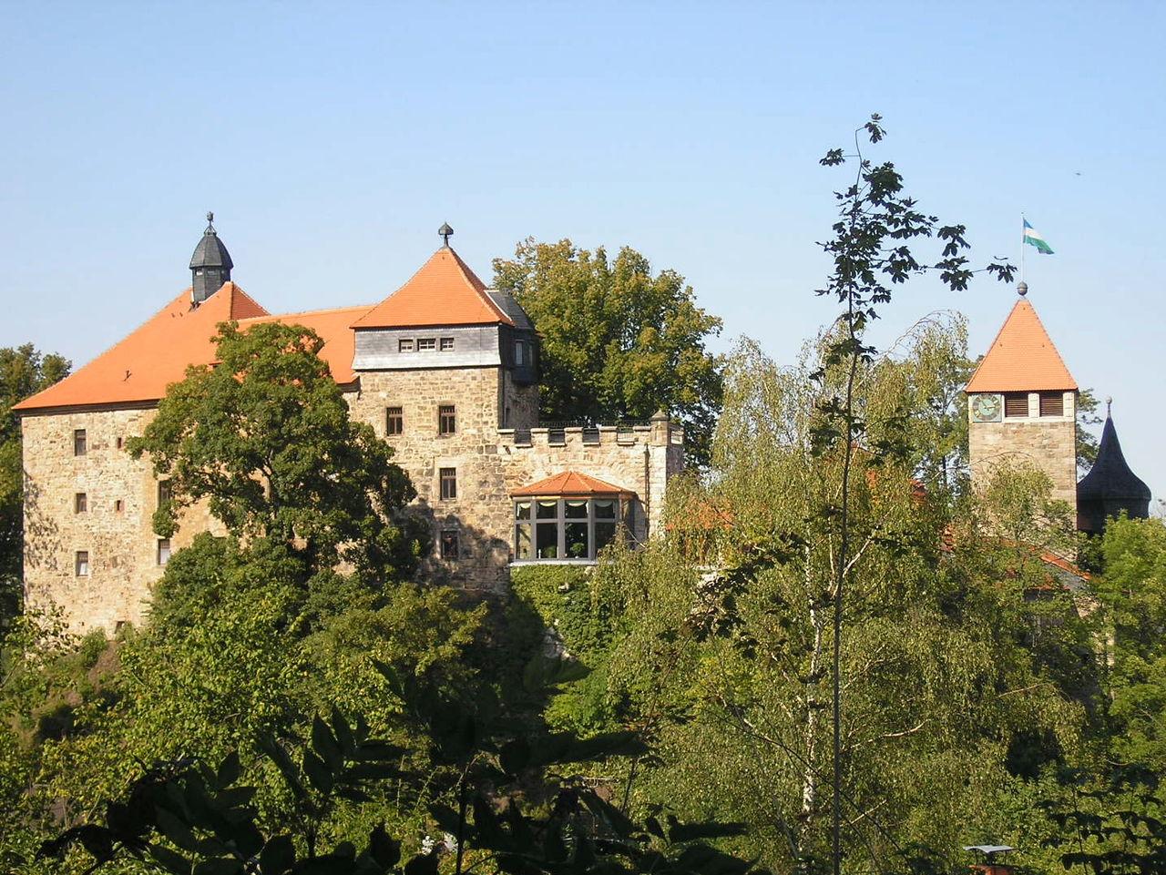 Bild Schloss Elgersburg