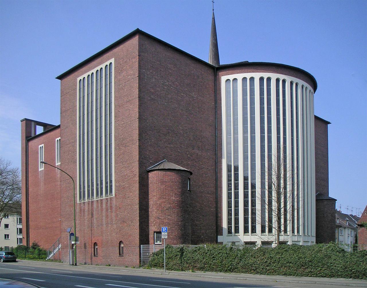 Bild Kirche St. Engelbert Essen
