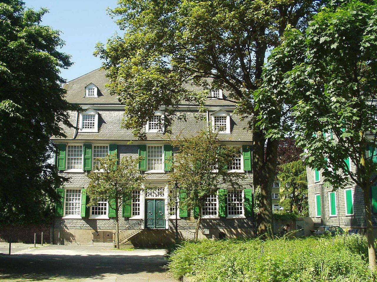 Bild Engels Haus Wuppertal
