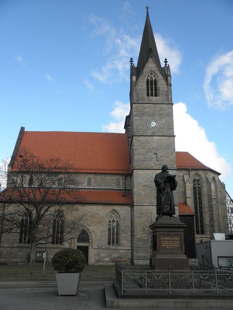 Bild Kaufmannskirche Erfurt