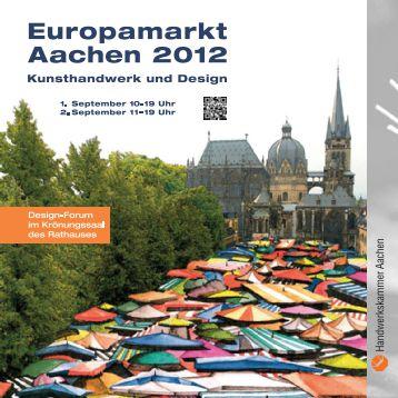 Bild Europamarkt Aachen