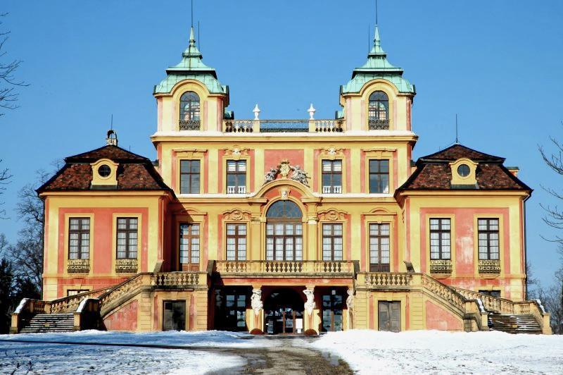 Bild Jagd und Lustschloss Favorite Ludwigsburg