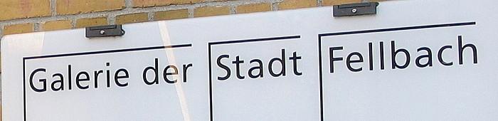 Bild Galerie der Stadt Fellbach