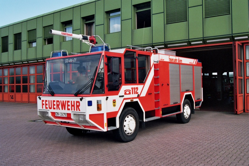 Bild Museum der Feuerwehr Frankfurt am Main