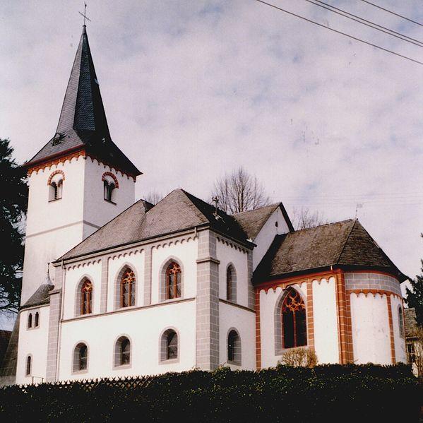 Bild Kirche St. Michael Flammersfeld
