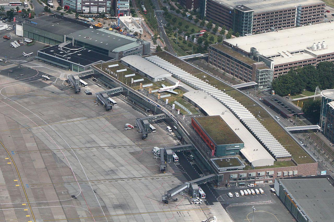 Bild Bremenhalle im City Airport Bremen