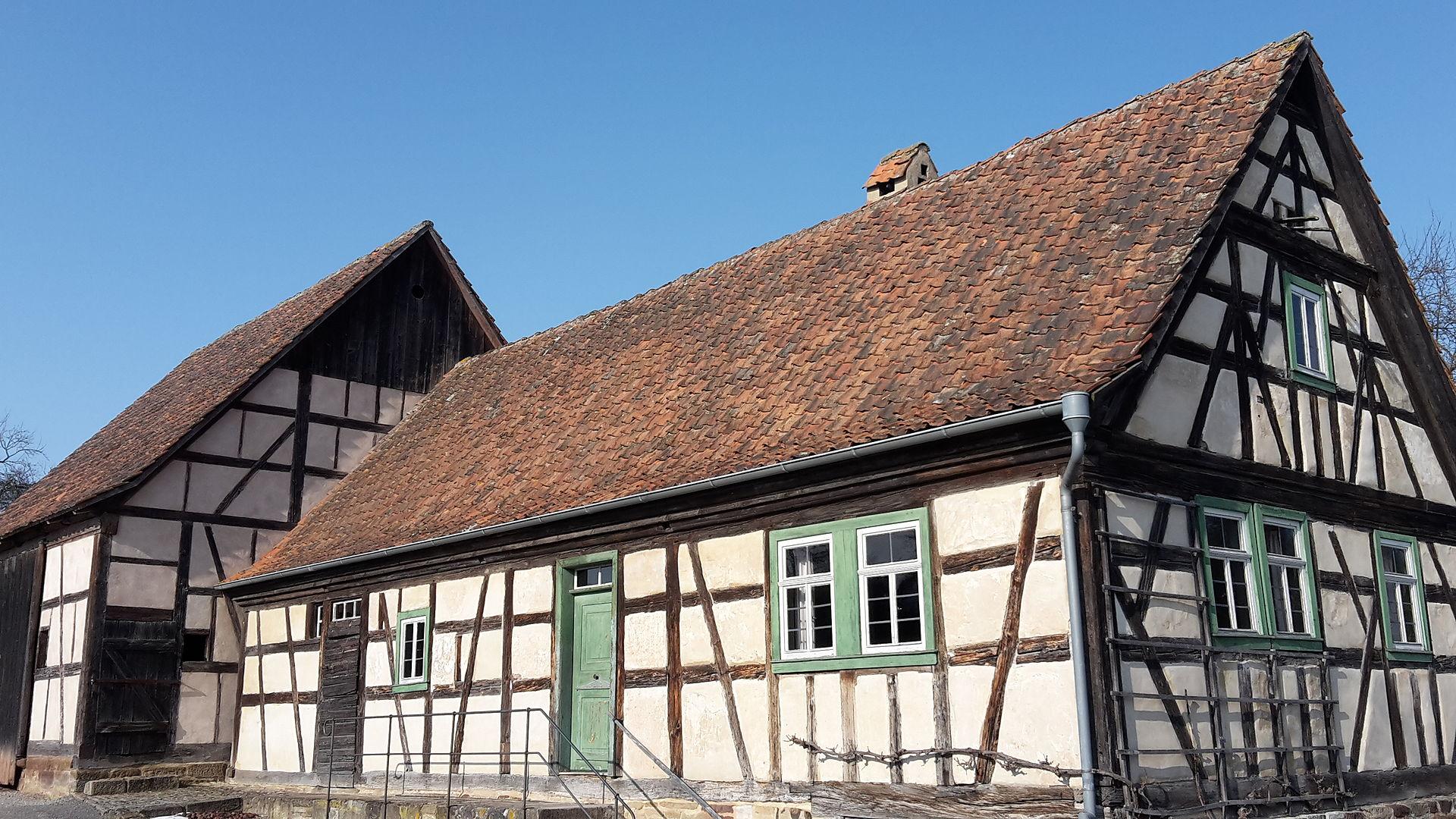 Bild Fränkisches Freilandmuseum Fladungen