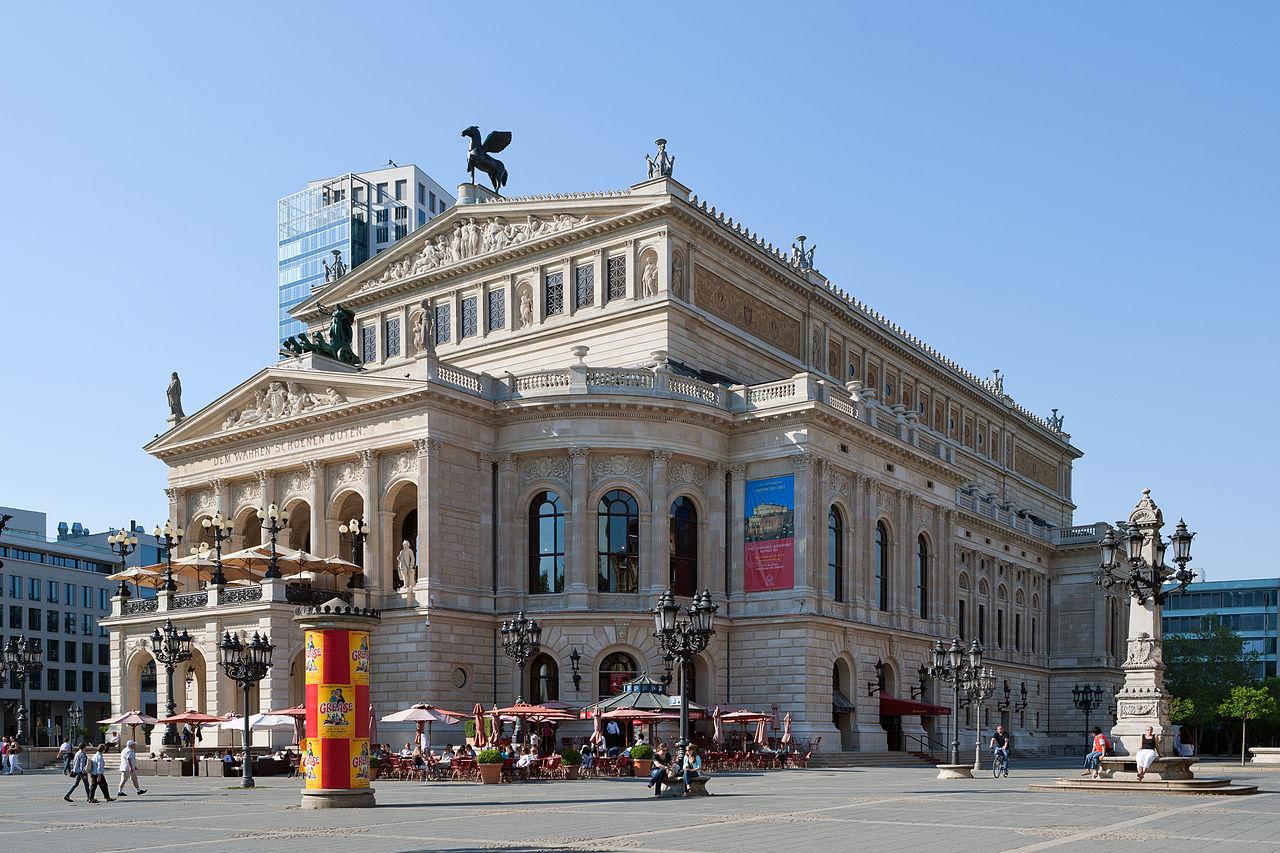 Bild Alte Oper Frankfurt