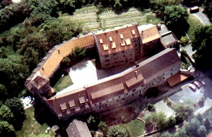 Bild Burg Fürsteneck  Eiterfeld