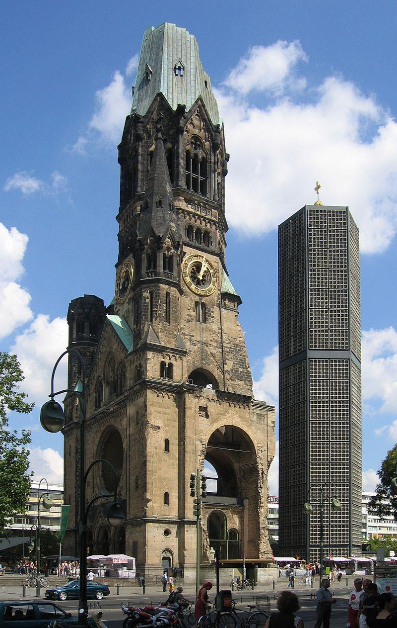 Bild Kaiser Wilhelm Gedächtniskirche Berlin