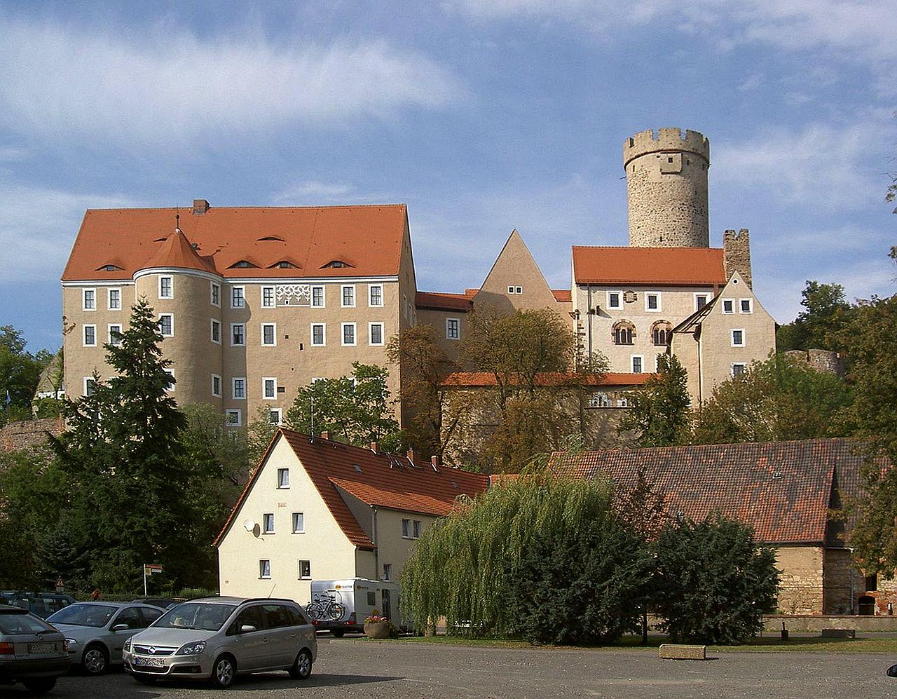 Bild Burg Gnandstein