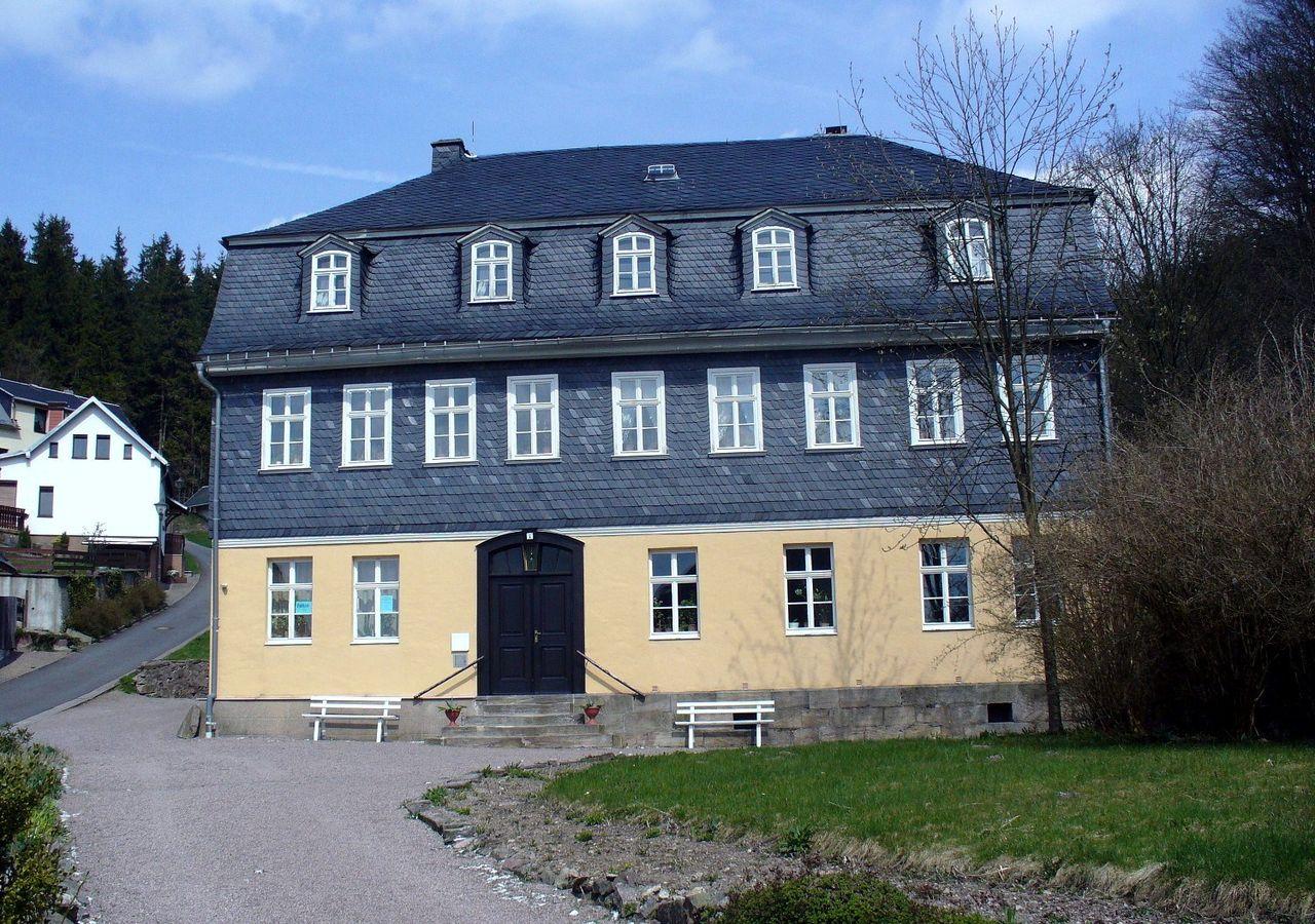 Bild Goethe Museum Stützerbach