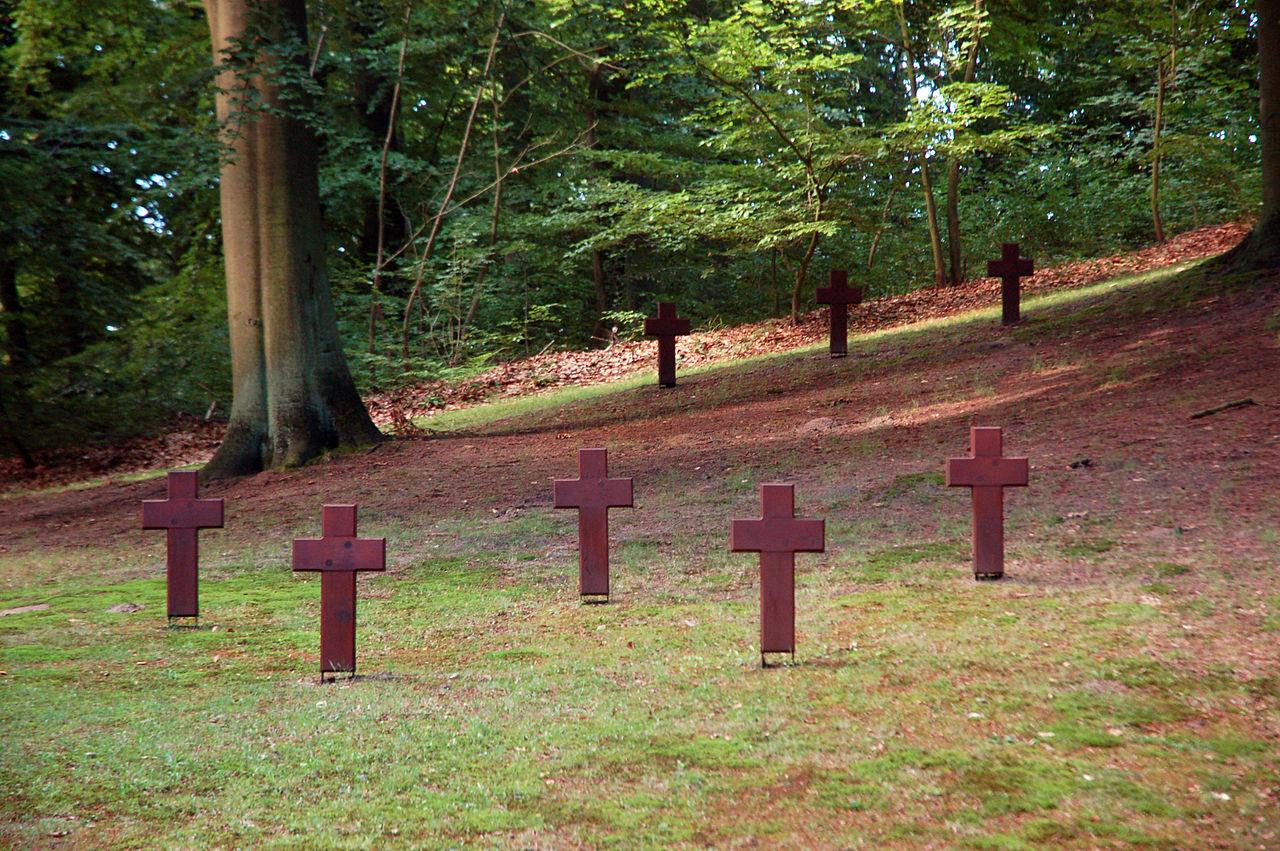 Bild Kriegsgräber- und Gedenkstätte Golm