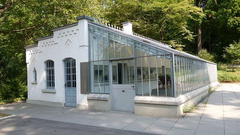 Bild Gottlieb Daimler Gedächtnisstätte Stuttgart