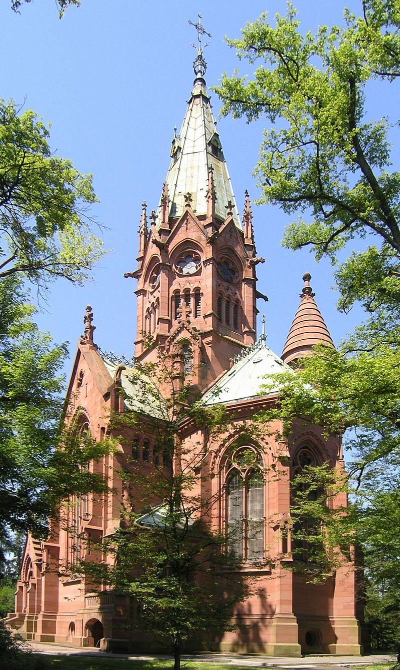 Bild Großherzogliche Grabkapelle Karlsruhe