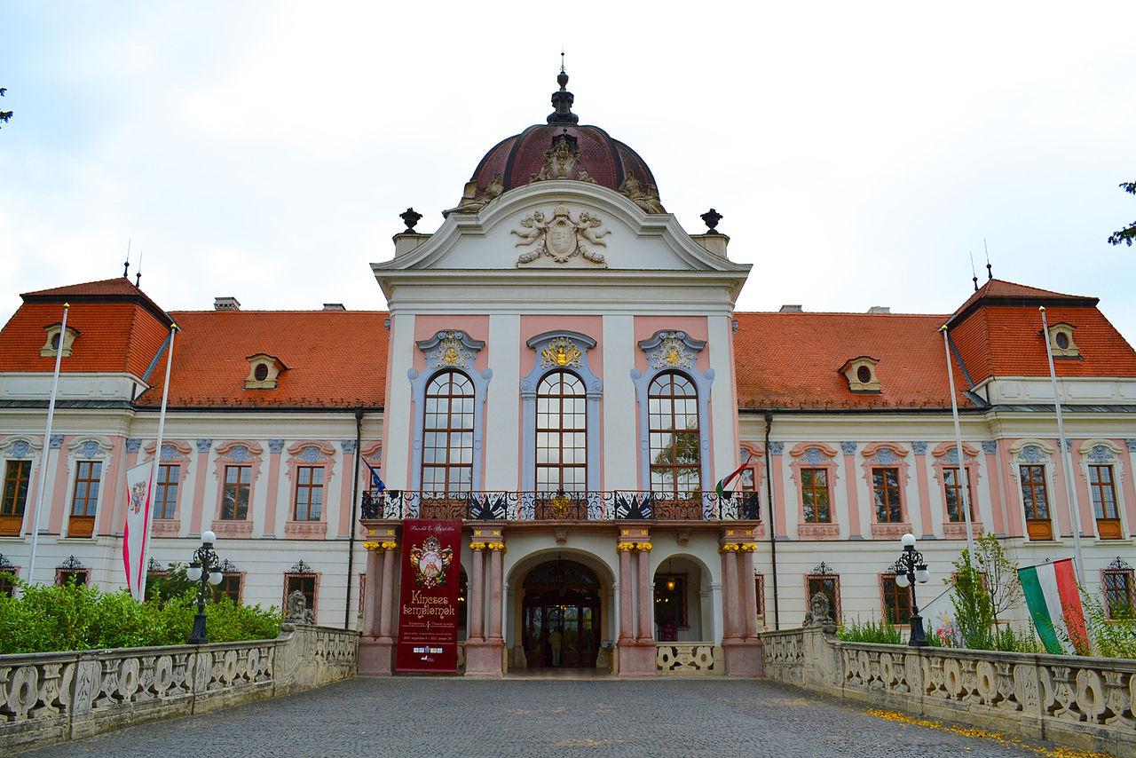Bild Schloss Gödöllö