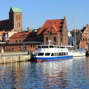 Bild Hafenrundfahrt Wismar