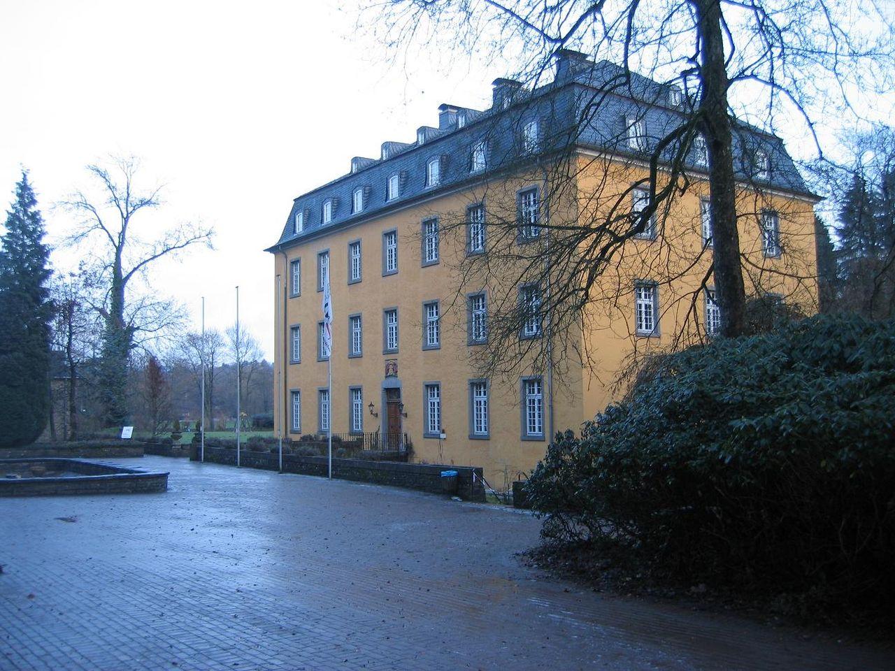 Bild Schloss Heiligenhoven Lindlar