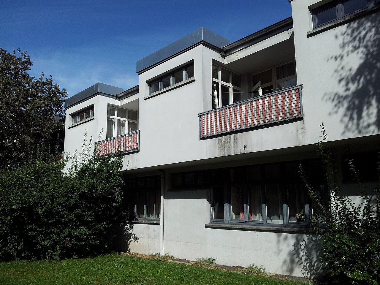 Bild Hellerhof Siedlung Frankfurt am Main