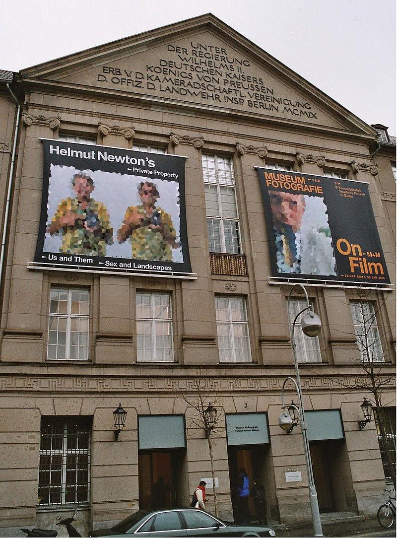 Bild Helmut Newton Stiftung Berlin
