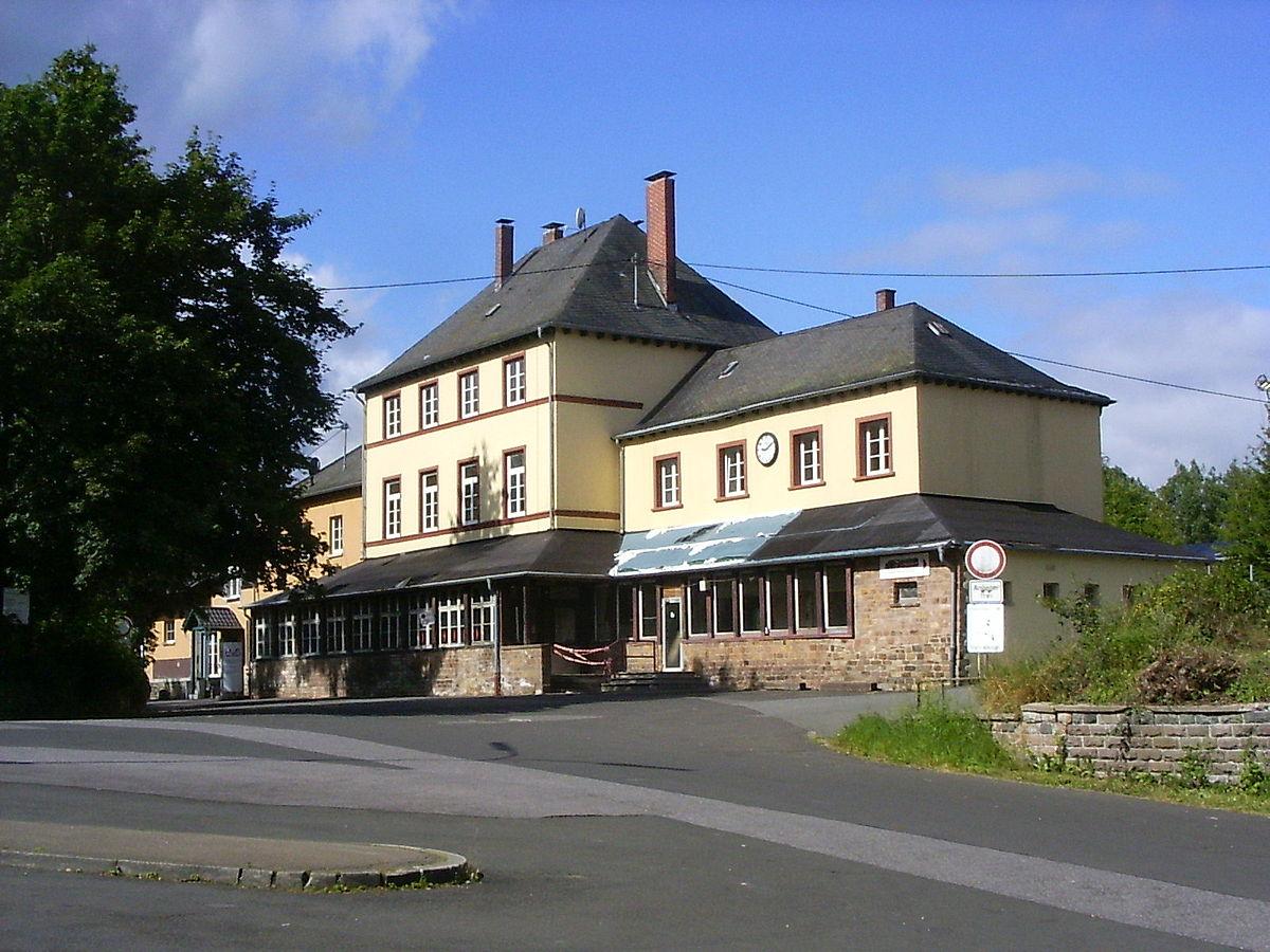 Bild Hochwaldbahn im Hunsrück Hermeskeil