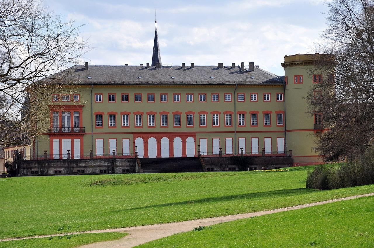 Bild Herrnsheimer Schloss Worms