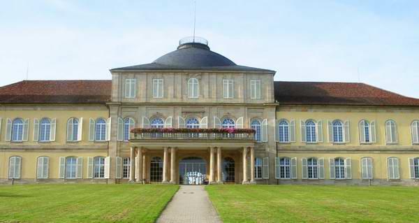 Bild Schloss Hohenheim Stuttgart