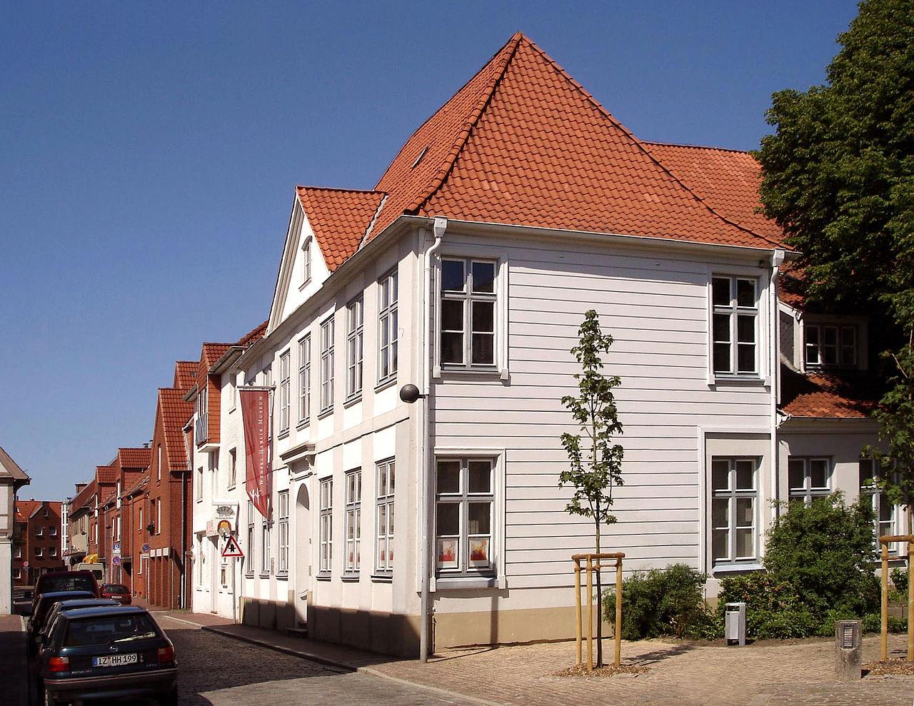 Bild Wenzel Hablik Museum Itzehoe