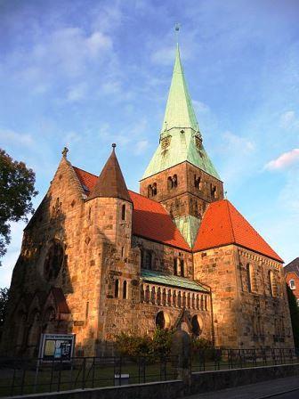 Bild St. Michael Kirche Bremen Grohn