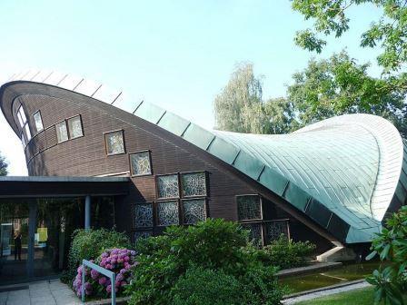 Bild St. Lukas Kirche Bremen Grolland