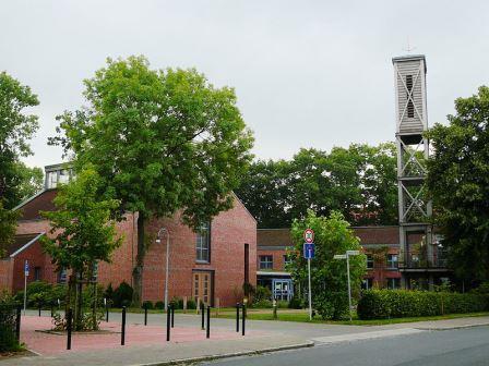 Bild Simon Petrus Kirche Bremen