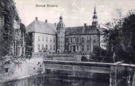 Bild Schloss Gödens Sande