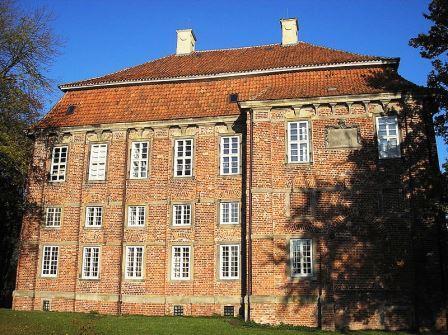 Bild Schloss Schönebeck Bremen
