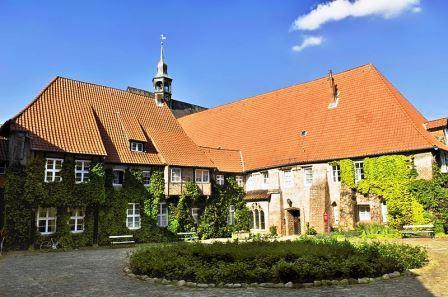 Bild Kloster Lüne Lüneburg