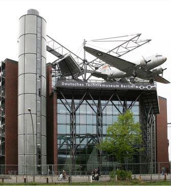 Bild Deutsches Technikmuseum Berlin